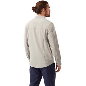 Craghoppers NosiLife Hedley Longsleeved Shirt Men, beige